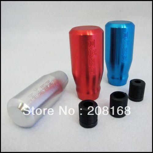 Mayfair-универсал R * ZO переключения передач из алюминиевого сплава с серебро, Синий и красный