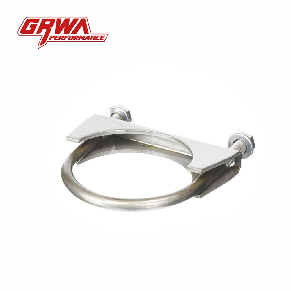 China best quality GRWA exhaust pipe clamp