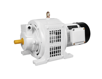 YCT series motors, ajustable speed motor, 100% copper wire three phase motor
