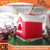 hot sell inflatable christmas decoration /inflatable christmas house for inflatable christmas decoration
