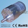 12V DC Motor Low RPM with Gear Reducer