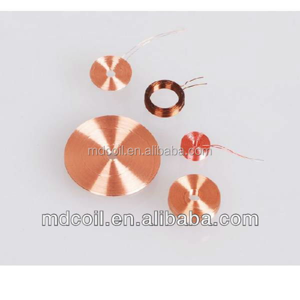 New arrival popular rfid key ring card inductor coil