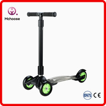 CE approved Children Model foot Scooter With Electric Heating For Plastics