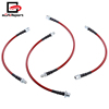 For BMW E38 7 Series 740i 740iL 750iL Euro Front Rear Hydraulic Brake System Stainless Steel Braided Oil Brake Line Cable Hose