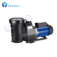 Topguy Pool Accessories Electric Motor Water Filtration Equipment Swimming Pool Pump