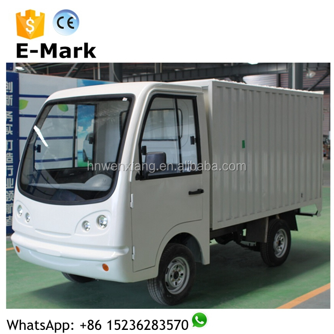 Electric Truck for Sale from China / Transportation Tools