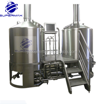 500L turnkey project beer brewery equipment,whole set beer fermenting equipment,high quality beer making system