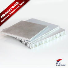 customized size Light weight 10mm aluminum honeycomb panel