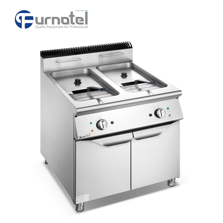 Professional Commercial Hotel Restaurant Industrial Electric Deep Fryer Machine