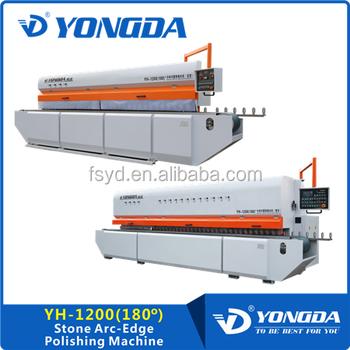 Yh-1200 Stone Squaring And Bevel Edge Polishing Machine