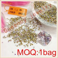 chinese AA quality factory direct sale shiny glass gemstone