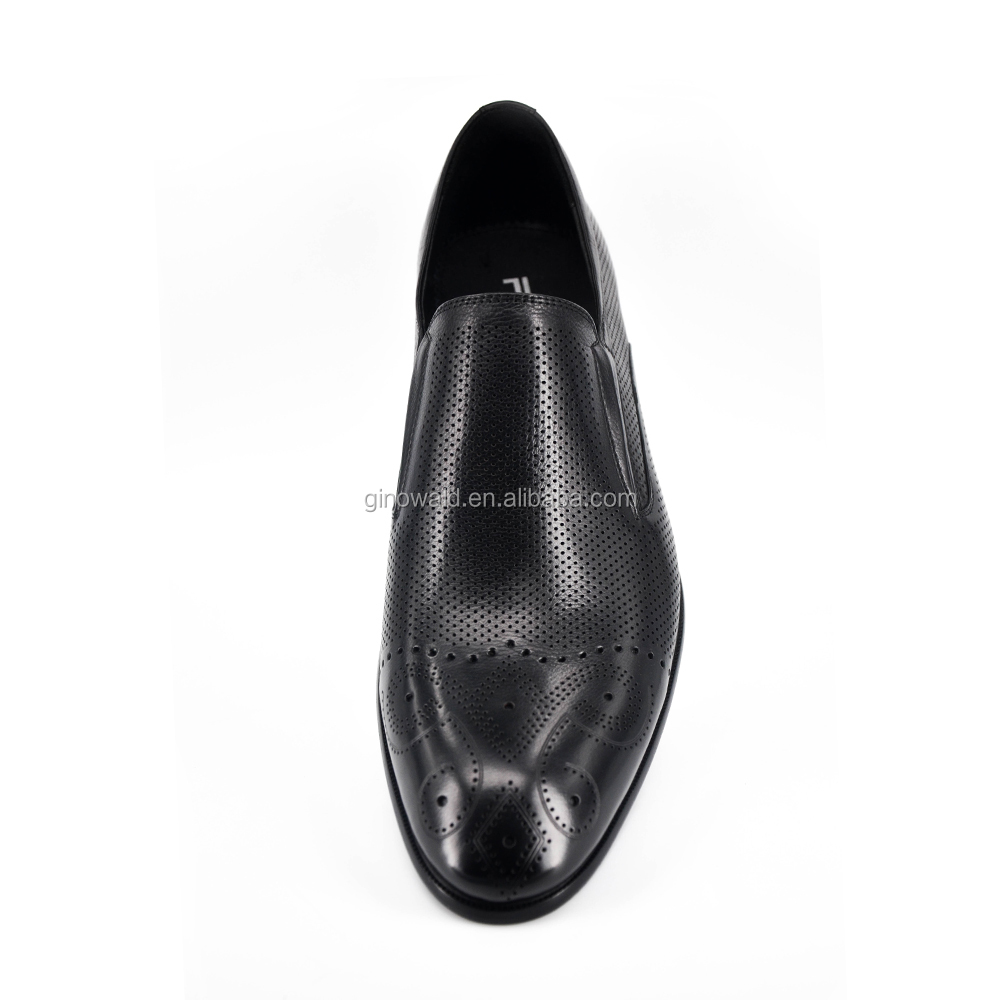 latest top design italian breathable leather High turkey mens shoes dtwBqO
