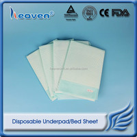 Heaven Medical Disposable Underpad Incontinence Bedpad Disposable Bed Sheet