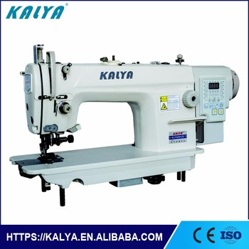 Kly40d40 Direct Drive Lockstitch Sewing Machine With Vertical Edge Impressive What Is A Vertical Sewing Machine