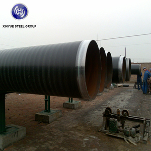 3LPE coating pipes for portable water AWWA