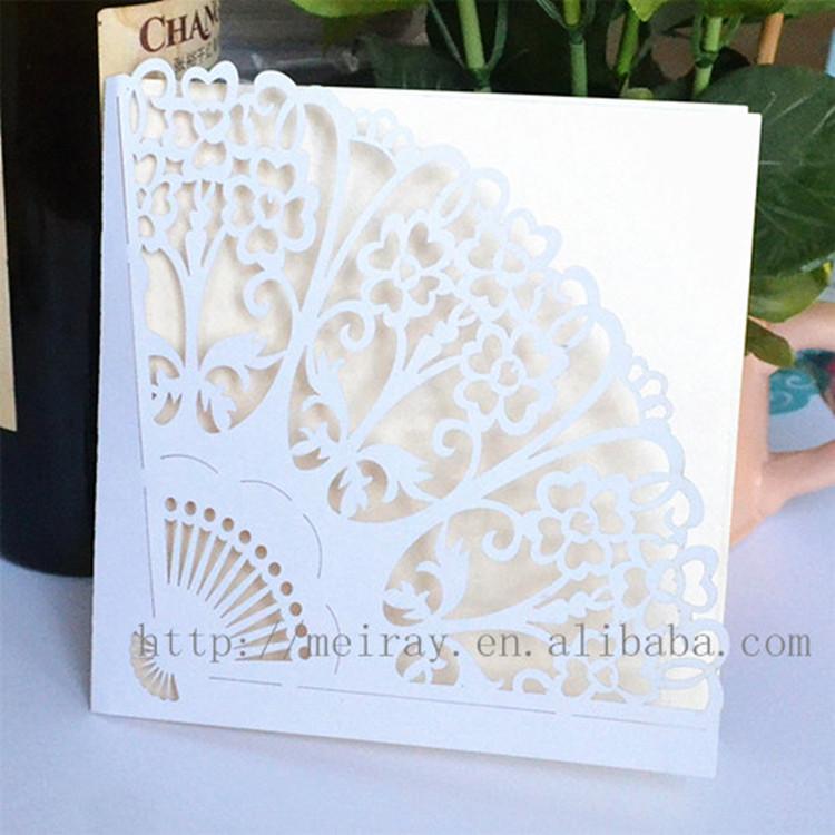 Wedding Invitation Card Fan, Wedding Invitation Card Fan Suppliers ...