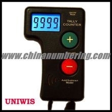 Electronic LCD Tally Counter with Backlight and Sound AST2