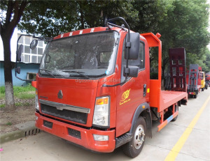 HOWO 4x2 flat bed truck with good price for sale 008615826750255(Wechat)