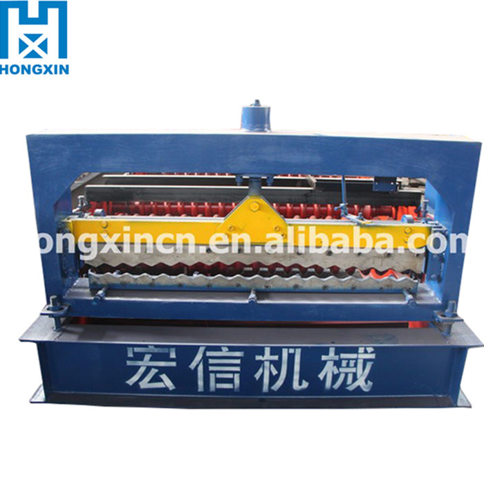China Zink & Ibr Profil Dach Well Profiliermaschine