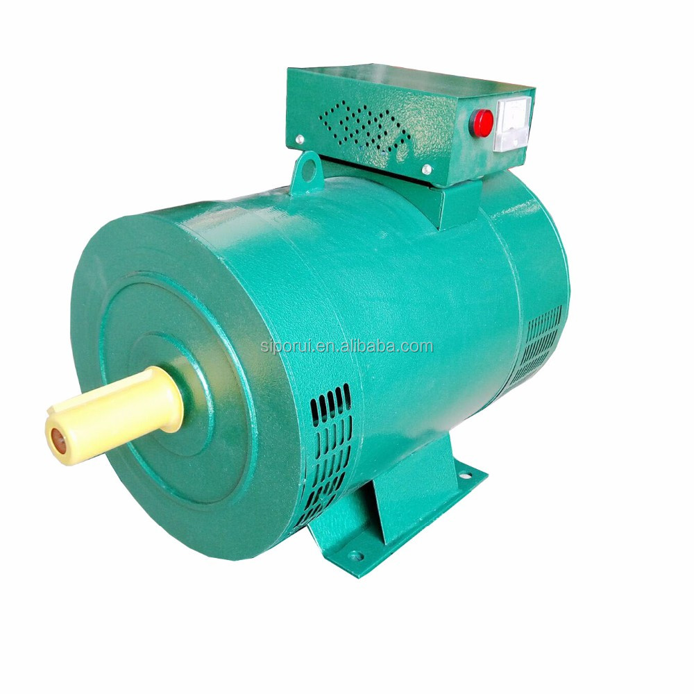 10kw 1500 Rpm Copper Wire 3 Phase Generator Head - Buy 10kw ...