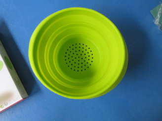 Inspection service for Silicone Foldable Colander