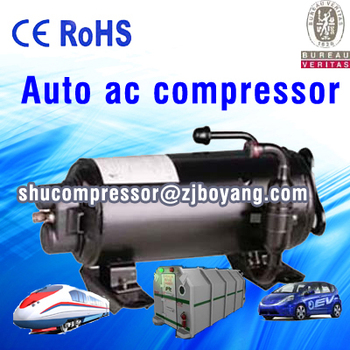 motor compressor aircondition for portable room air conditioner with rv roof mounted aircon compressor