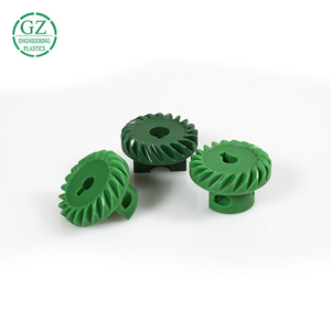 Best price 100% Virgin Raw Material manufacture molded plastic double PA helical gear