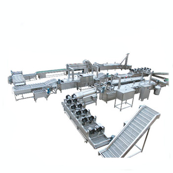 good reputation food grade snack potato chips making machine