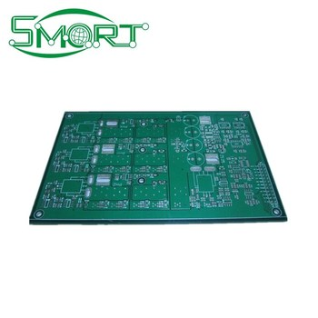 smart bes ! high quality ! double sided bare printed circuit boarddouble sided bare printed circuit board with 0 06mm