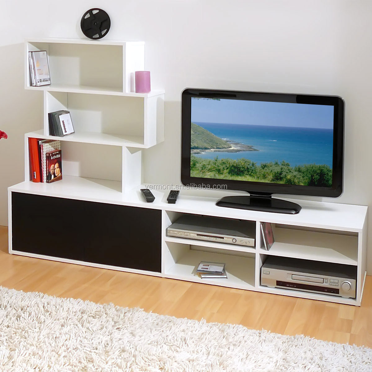 Modern Tv Stand Modern Tv Stand Suppliers And Manufacturers At  # Commode Tv But