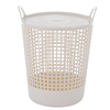 Custom size home use small mini plastic cloth storage chinese laundry basket