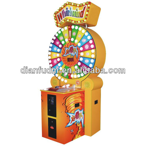 Whirlwind - Amusement coin operated lottery machine for sale