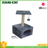 Latest Design China Manufacturer Colorful Cat Tree