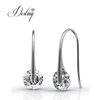 Destiny jewellery 18K gold plated jewelry round fashion Jewelry hook earring for women classy earrings