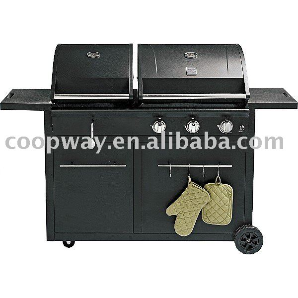 barbecue en plein air r servoir de propane et charbon de r servoir grille de barbecue id de. Black Bedroom Furniture Sets. Home Design Ideas