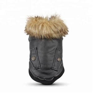 Hot Sale Fashion Design Pet Cold Weather Coat Small Dog Clothes Pet Apparel