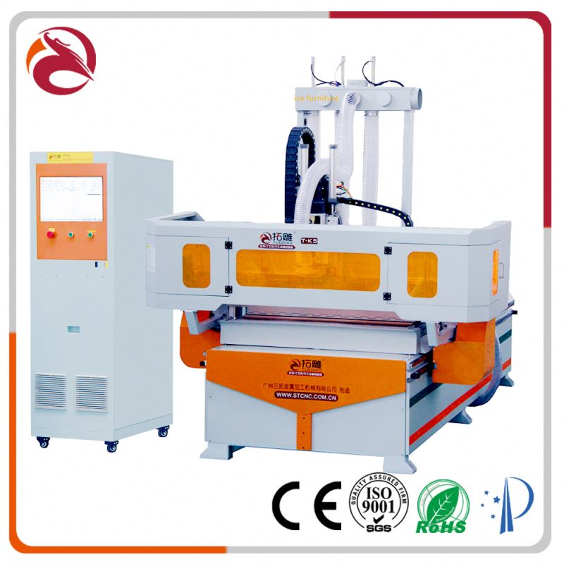 2017 Guangzhou SANTUO supply osb venner particle board wood production line/Particle board machine