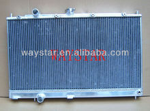 TWIN CORE RADIATOR FOR Nissan SR20DET S14 radiator wholesale automobile