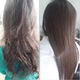 Permanent Keratin hair straightening cream for rebonding
