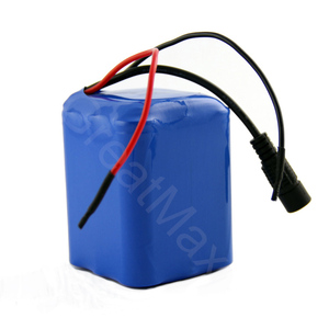 Supply hot sell 3S3P 7500Mah 11.1 V lithium ion battery pack for b mode scan ultrasonograph ect