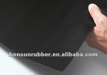 Fine Ribbed Rib Rubber Sheet 3mm 6mm Thick Buy