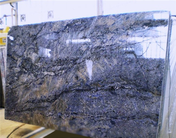 Professional Design Bathroom Countertops Blue Bahia Granite Price