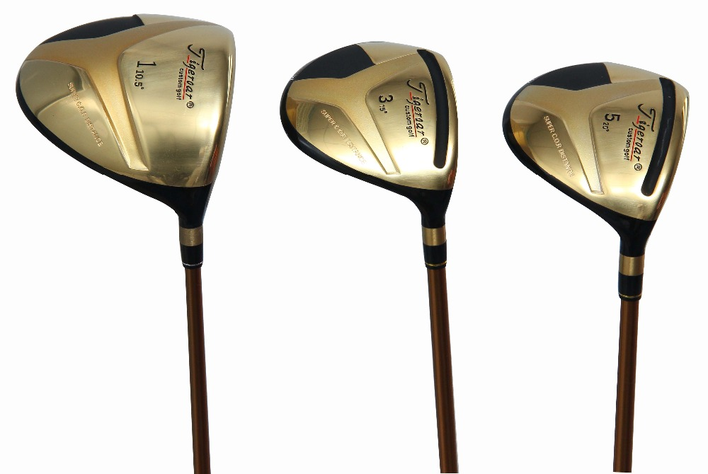 High end Golf Club Wood Driver