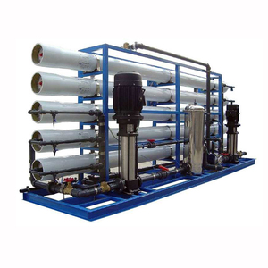 Borehole water treatment ro water filter system for industry pure water usage