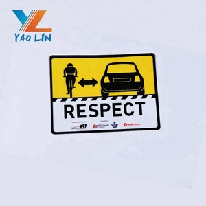 High Quality Waterproof Bumper Sticker For Outdoor Car Sticker
