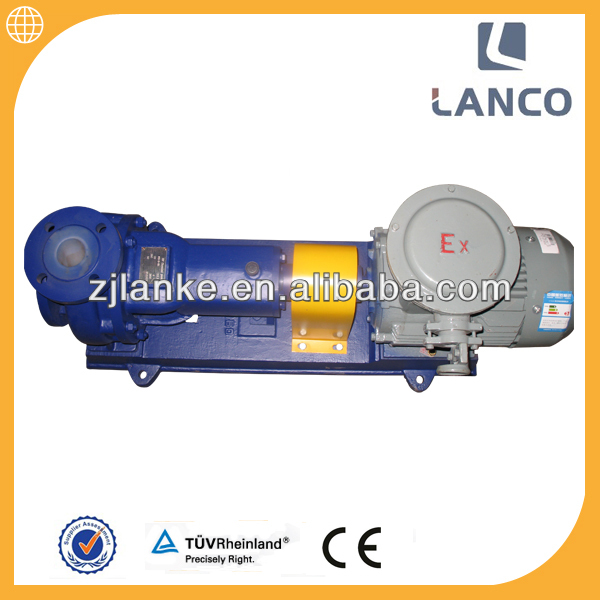 Lanco brand PFA Nitric Strong Sulfuric Acid Chemical Pump