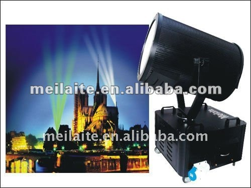M-2009 outdoor sky beam search light