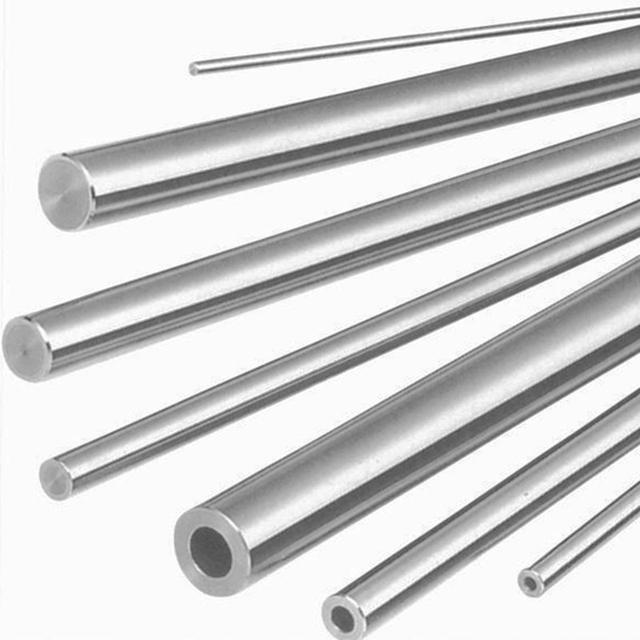 SAE1045 Hard Chrome Plated Steel Bar for excavator