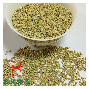 Hulled Buckwheat grains