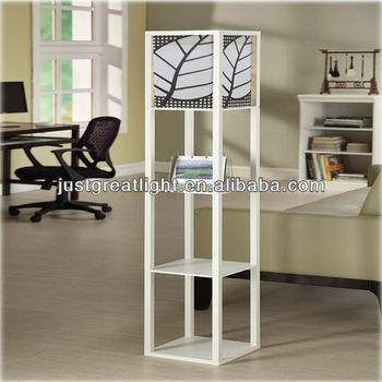 2014 China New Shelf Floor Lamp